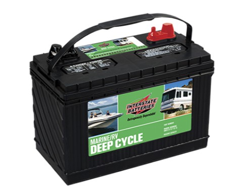 Best Interstate Trolling Motor Batteries