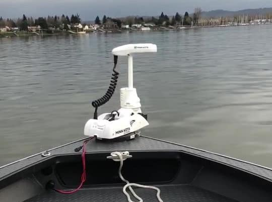 Everything you need to know about self deploy trolling motors