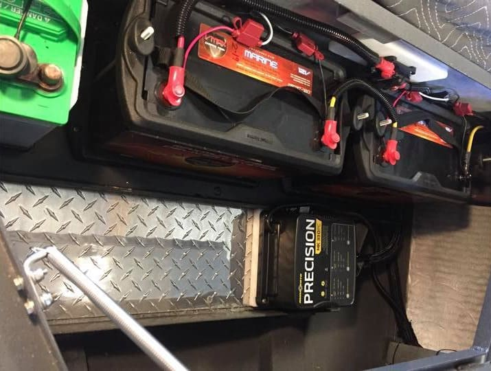Review of the top 3 bank marine battery charger