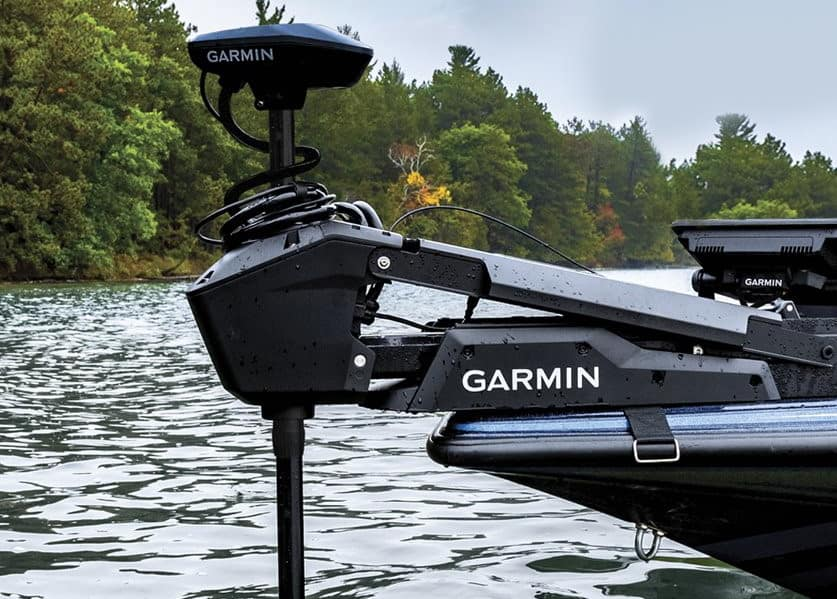 Garmin Force Electric Trolling Motor Overview