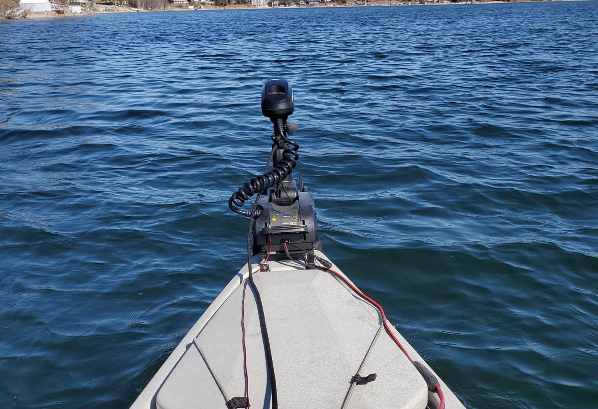 The Best Electric Trolling Motors for Kayak