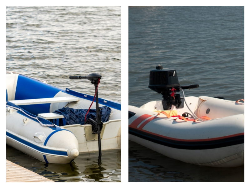 Which Is Better: Electric Trolling Motor or Gas Motor?