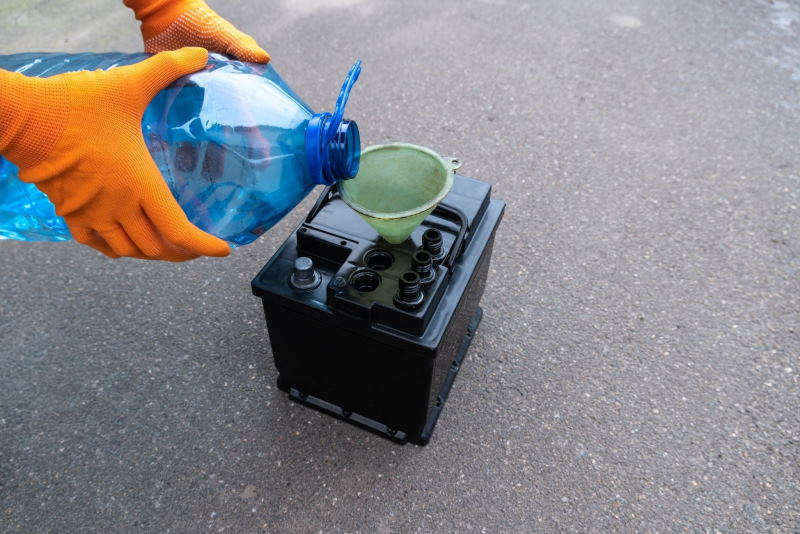 Will a Flooded Lead-Acid Battery Work for an Electric Trolling Motor